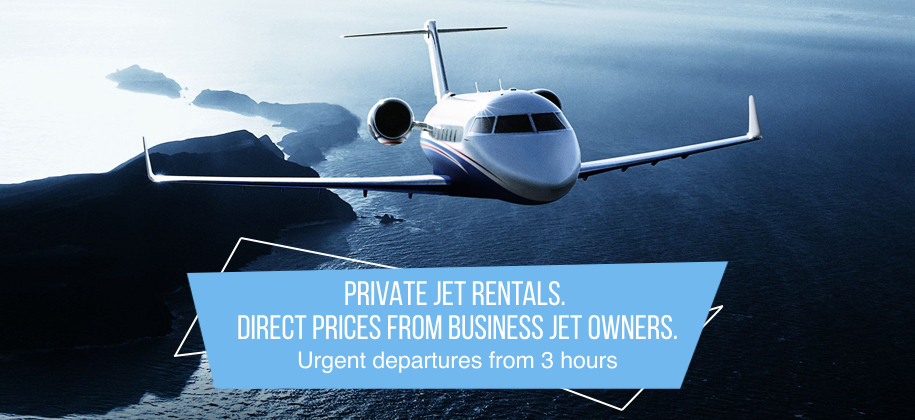 private jet flights with Empty Legs
