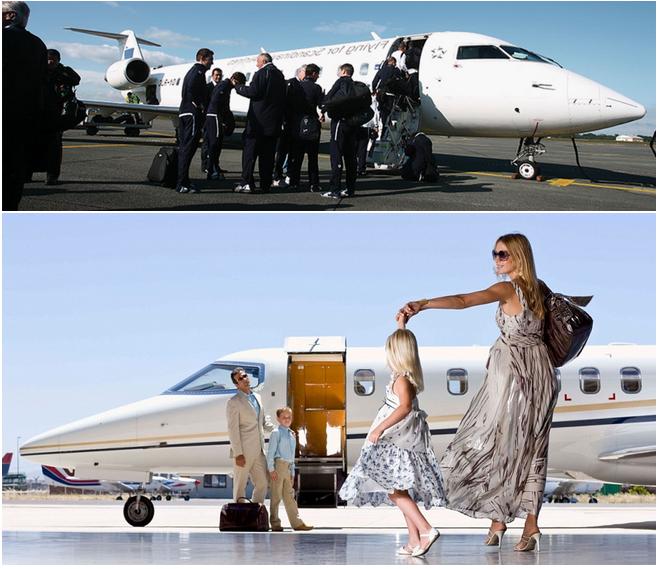 аренда частных самолетов с экипажем