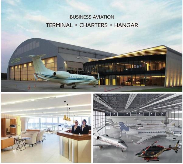 услуги деловой авиации