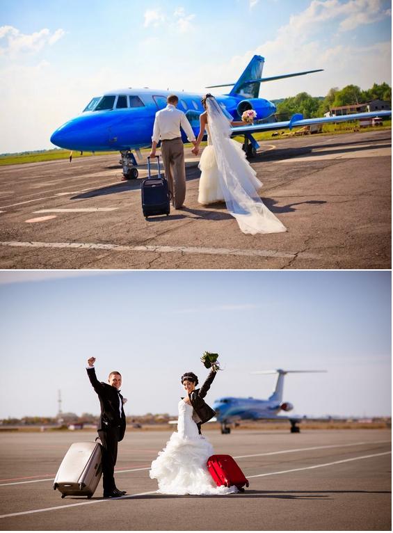 цены на аренду бизнес самолета для свадьбы