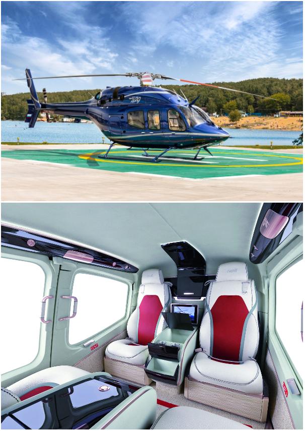 аренда частного вертолета с пилотом